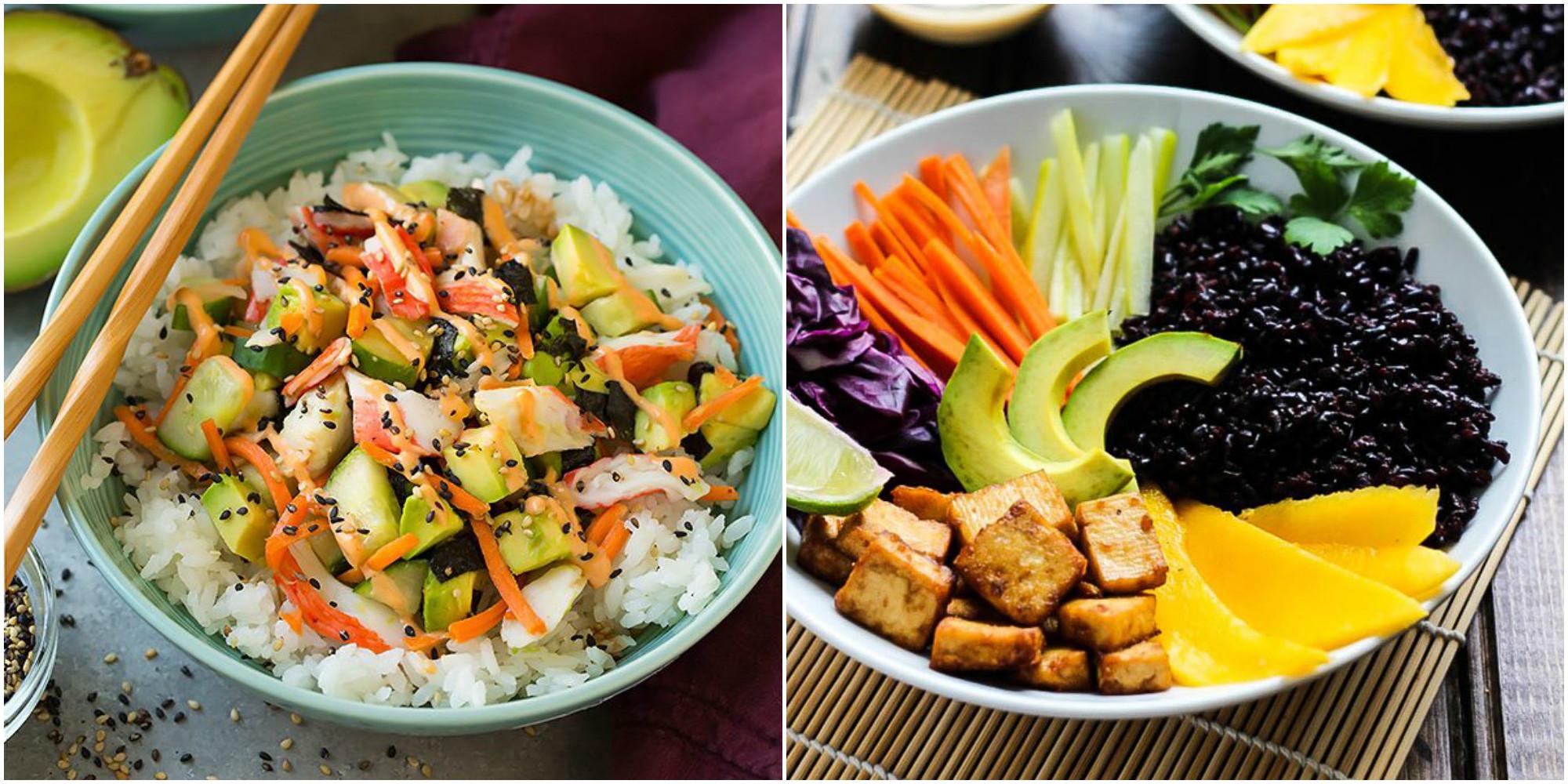 Healthy Rice Bowl Recipes  25 Easy Rice Bowl Recipes How to Make Healthy Rice Bowls