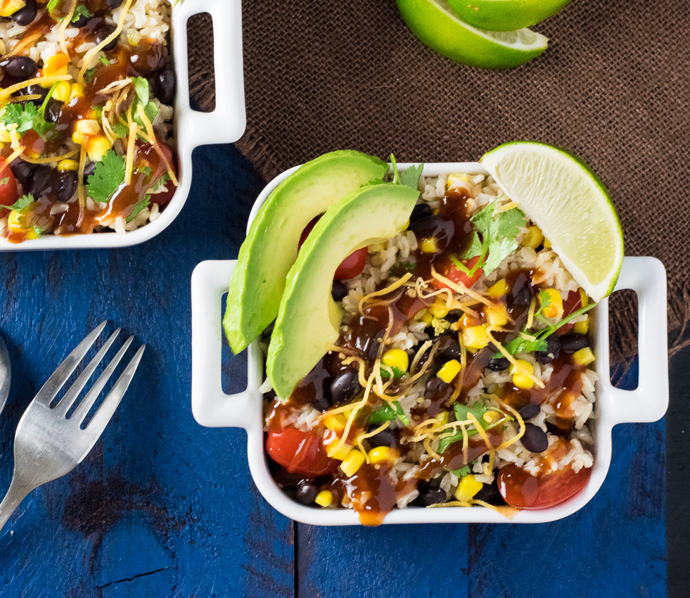 Healthy Rice Bowl Recipes  Healthy BBQ Rice Bowl Fox Valley Foo