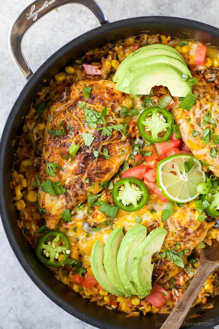 Healthy Rice Dinners  100 Healthy Dinner Recipes on Pinterest