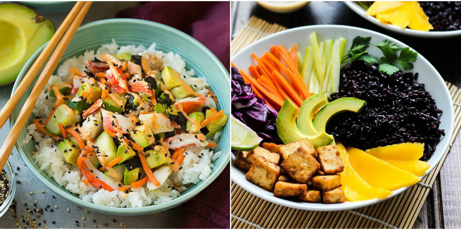 Healthy Rice Dinners  25 Easy Rice Bowl Recipes How to Make Healthy Rice Bowls