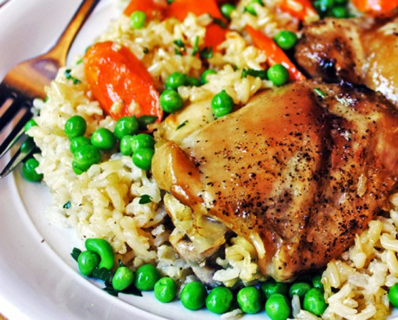 Healthy Rice Dinners  34 Healthy Dinner Recipes Anyone Can Make