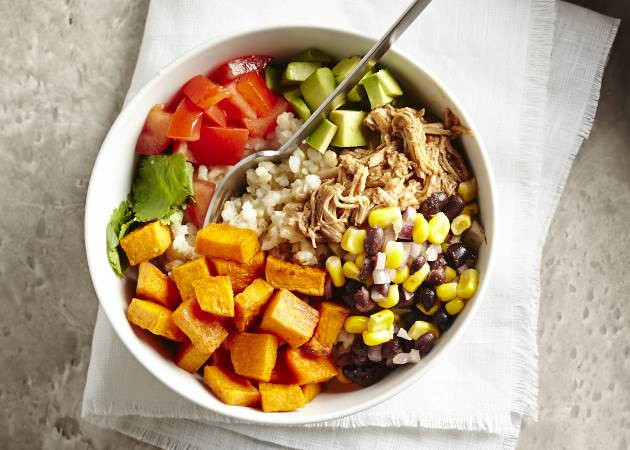 Healthy Rice Dinners  Rice bowl recipes and tips for a healthy dinner solution