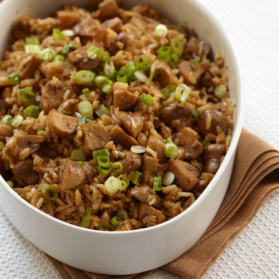 Healthy Rice Pilaf  Healthy Brown Rice Recipes Whole Grains