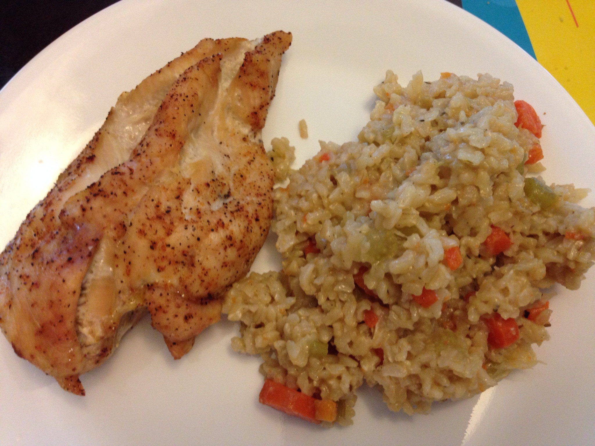 Healthy Rice Side Dishes For Chicken  healthy brown rice side dish recipes