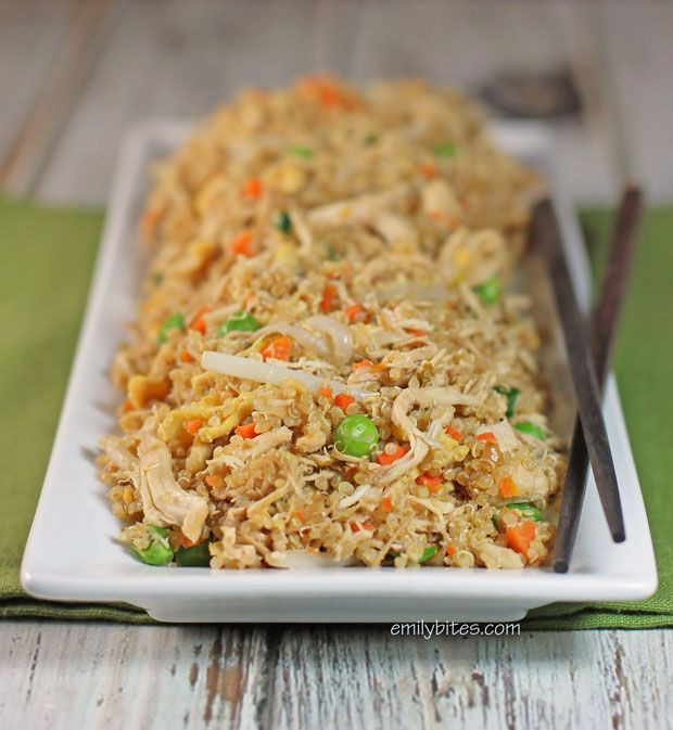 Healthy Rice Side Dishes For Chicken  78 best images about Side Dishes on Pinterest
