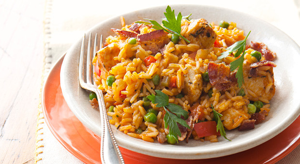 Healthy Rice Side Dishes For Chicken  Healthy Rice Dinners MyPlate Inspired Rice Recipes