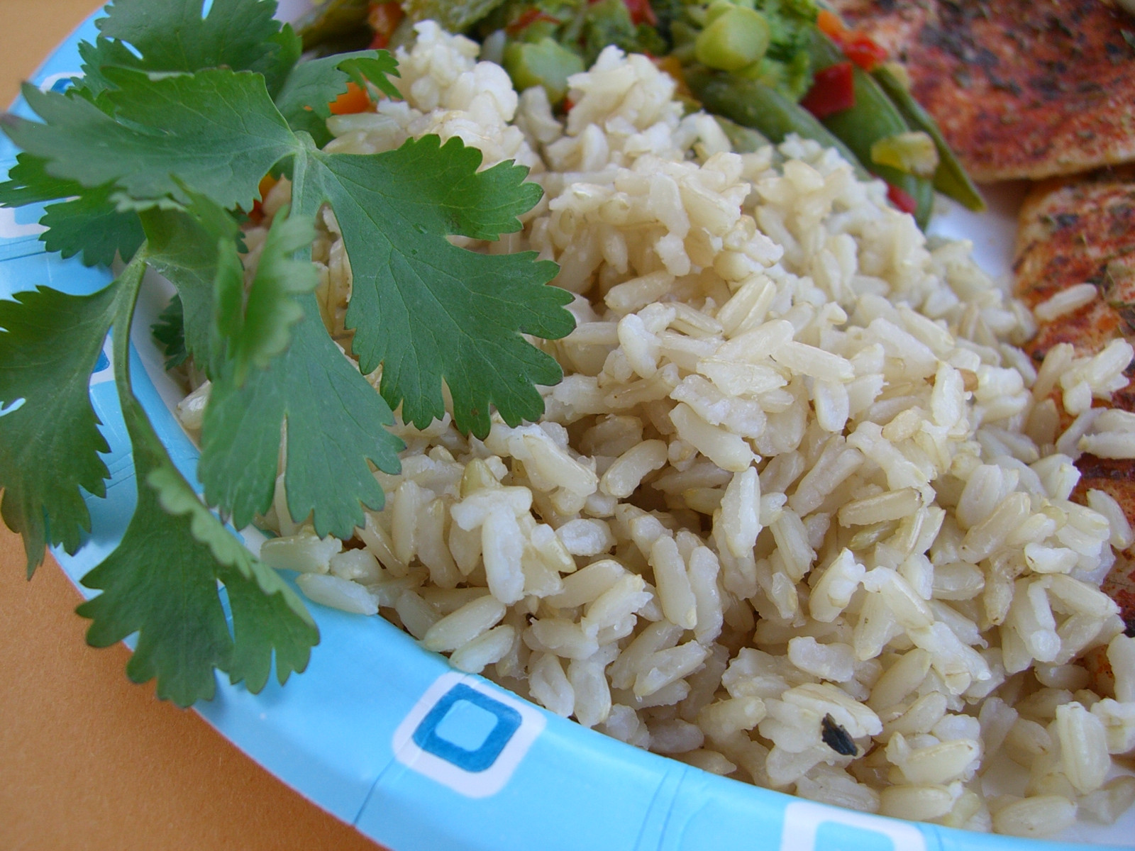 Healthy Rice Side Dishes  healthy brown rice side dish recipes