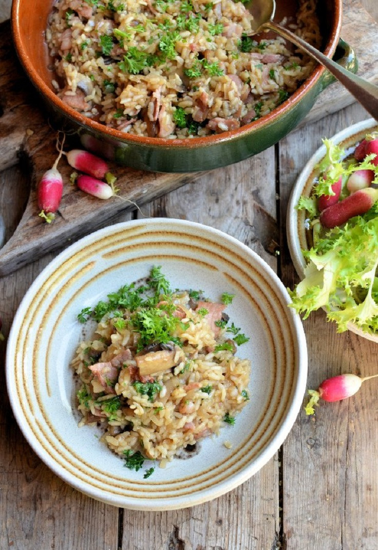 Healthy Risotto Recipes  Top 10 Best Risotto Recipes