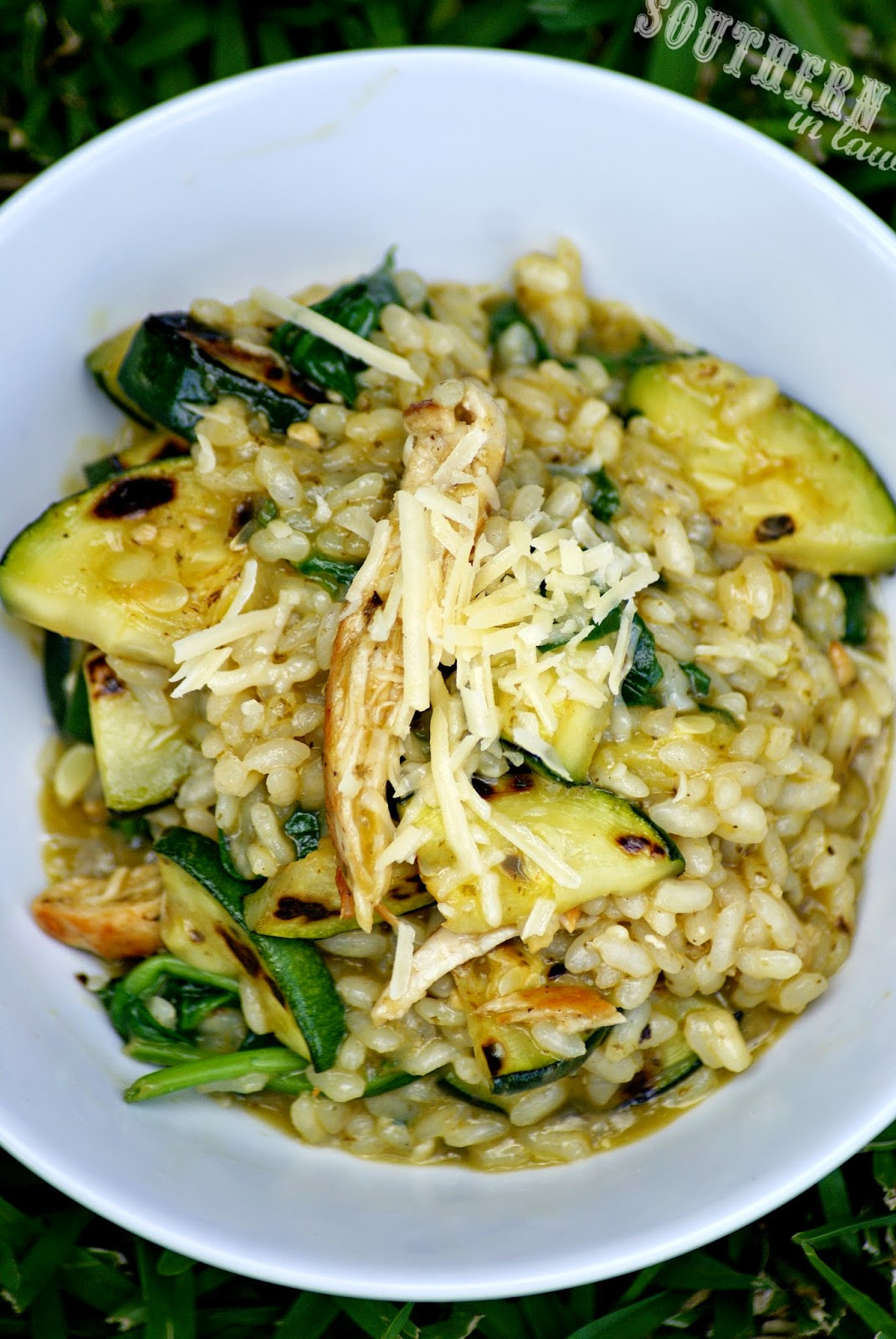 Healthy Risotto Recipes  Southern In Law Recipe Easy Healthy Chicken Pesto Risotto