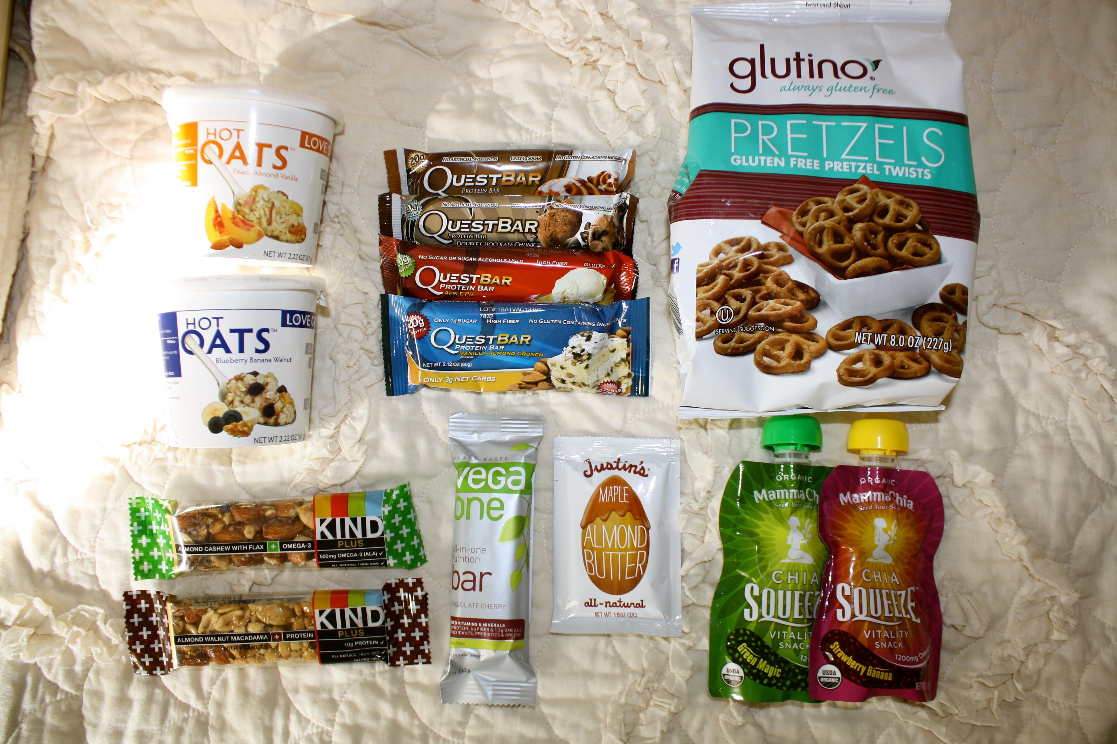 Healthy Road Trip Snacks  Healthy Road Trip Snack Ideas