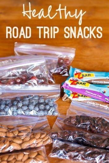 Healthy Road Trip Snacks  Healthy Road Trip Snacks