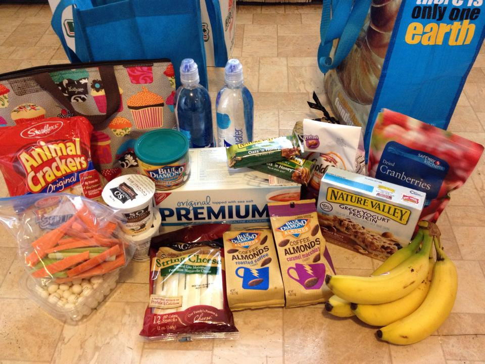 Healthy Road Trip Snacks  3 Things I Have to Do Before a Road Trip