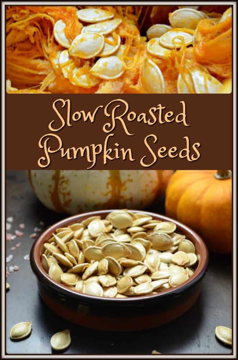 Healthy Roasted Pumpkin Seeds  Slow Roasted Pumpkin Seeds She loves biscotti