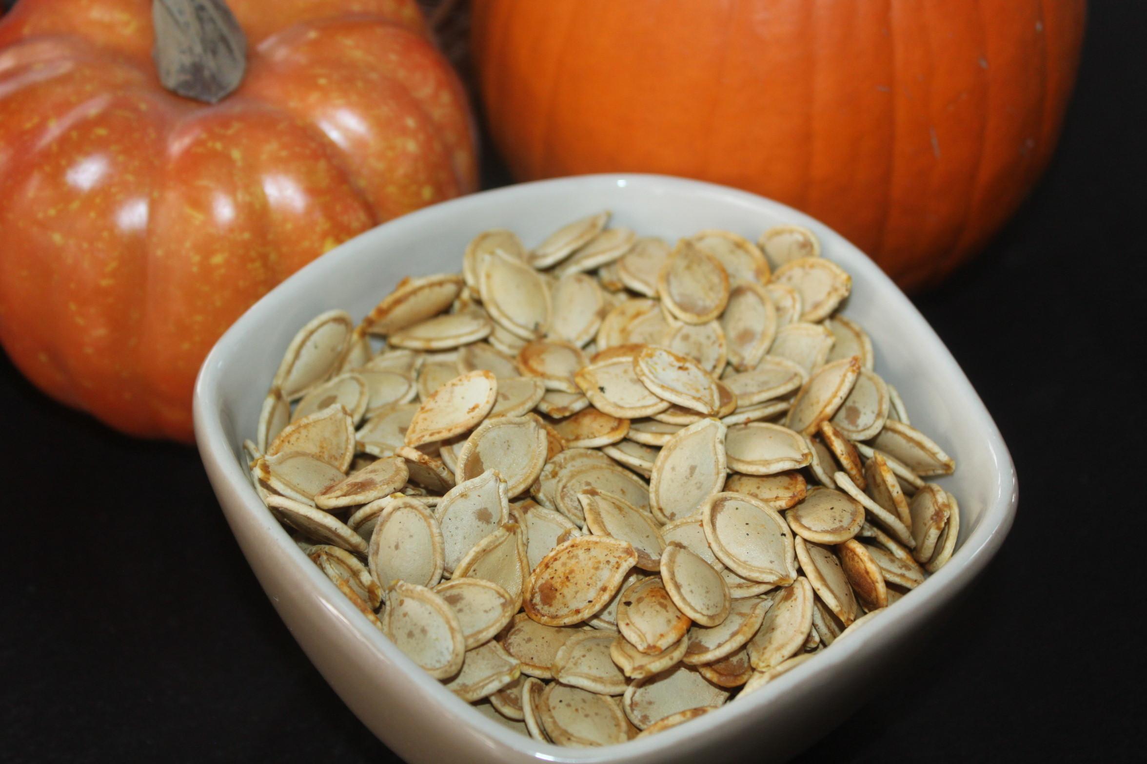 Healthy Roasted Pumpkin Seeds  The Best and Easiest Way to Roast Pumpkin Seeds