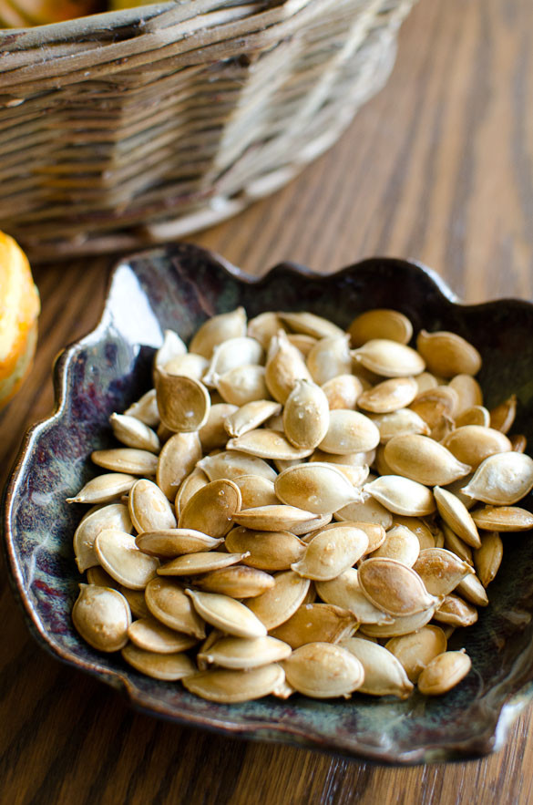 Healthy Roasted Pumpkin Seeds  How to Roast Pumpkin Seeds
