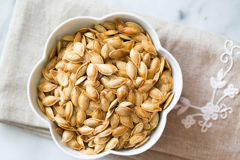 Healthy Roasted Pumpkin Seeds  Roasted Pumpkin Seeds Recipe Toasted Pumpkin Seeds