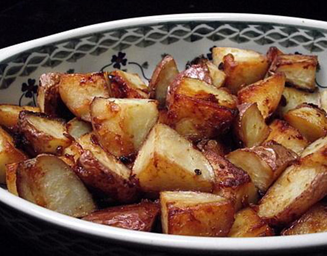 Healthy Roasted Red Potatoes  Honey Roasted Red Potatoes healthy recipes & list of