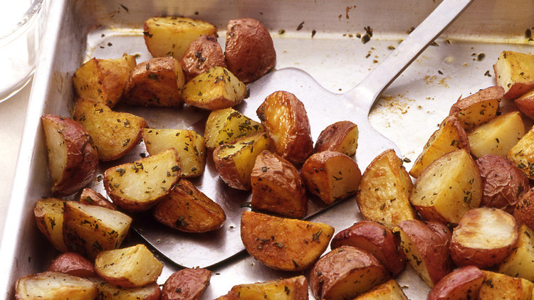 Healthy Roasted Red Potatoes  Roasted Red Potatoes