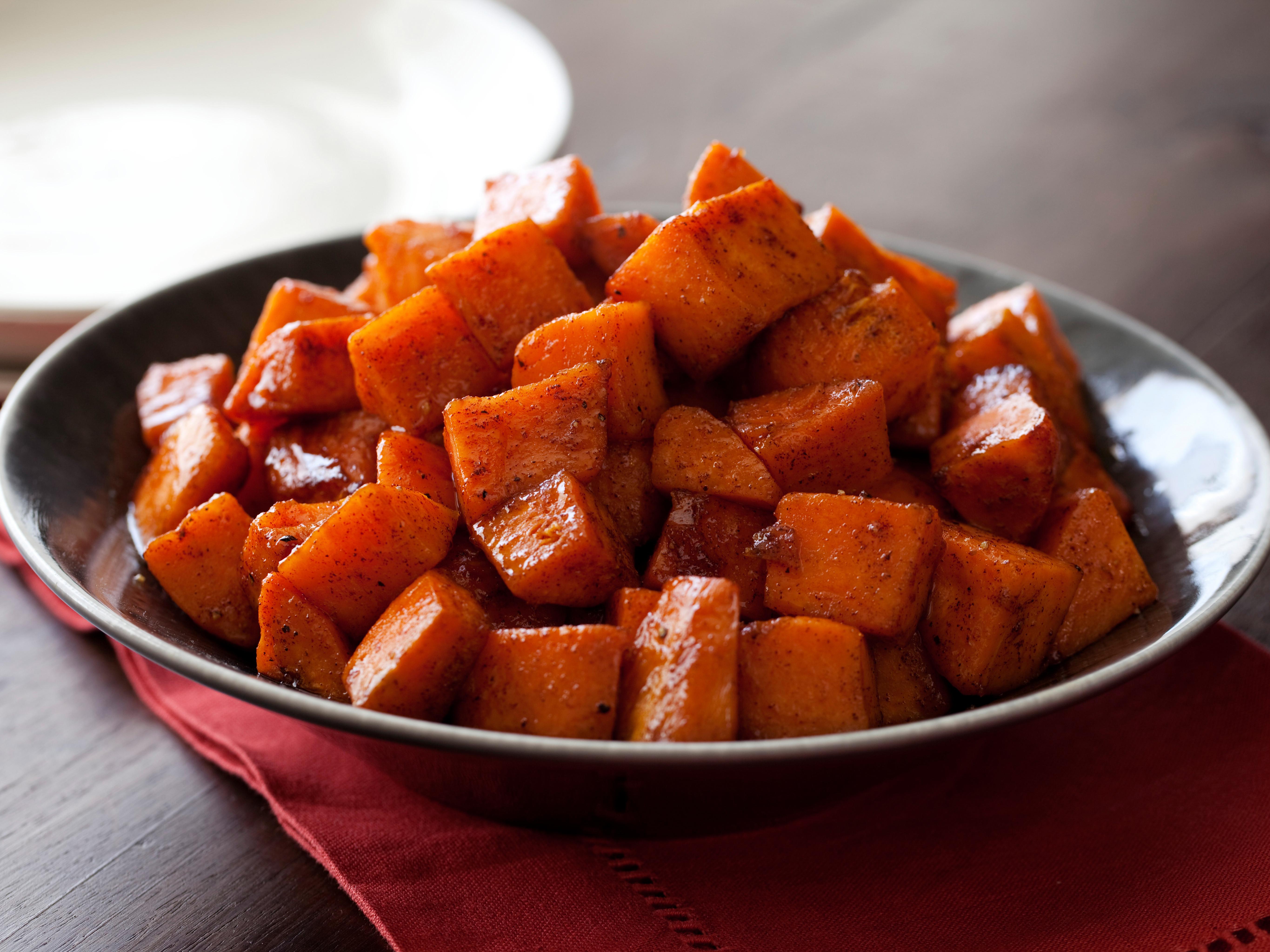 Healthy Roasted Sweet Potatoes  10 Healthy Sweet Potato Recipes Read And Me