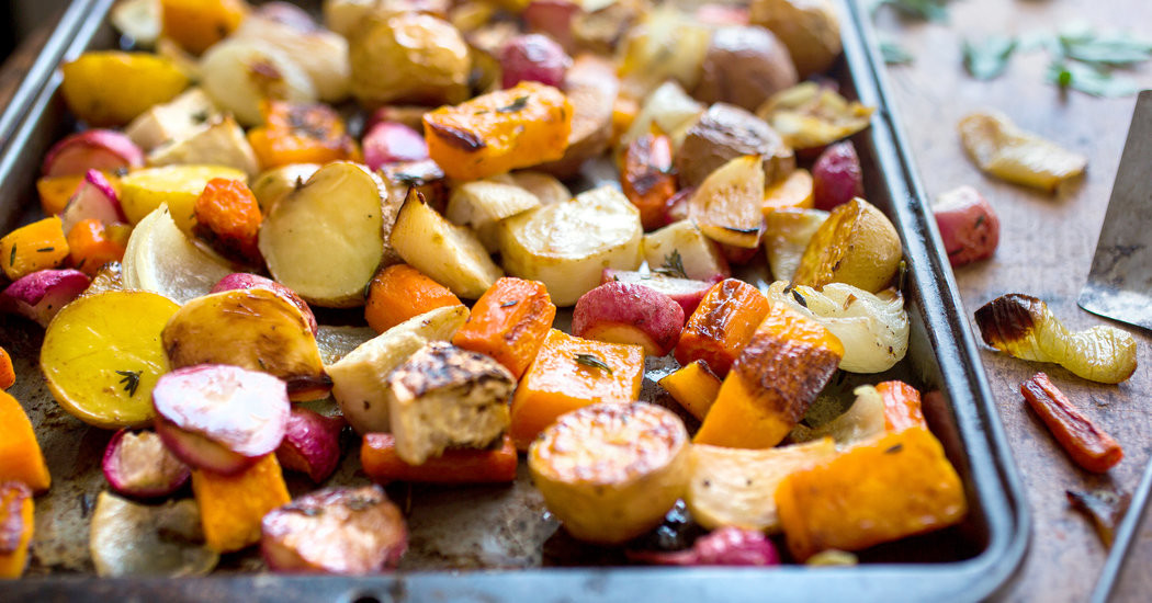 Healthy Roasted Vegetables Recipe  Is Roasting a Healthy Way to Cook Ve ables The New