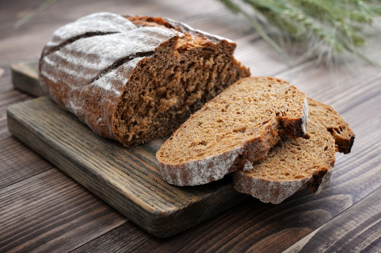 Healthy Rye Bread Recipe  Rye Health Benefits Side Effects Fun Facts Nutrition