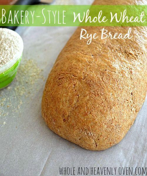 Healthy Rye Bread Recipe  100 Rye bread recipes on Pinterest