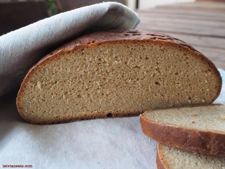 Healthy Rye Bread Recipe  Rye Bread Recipe