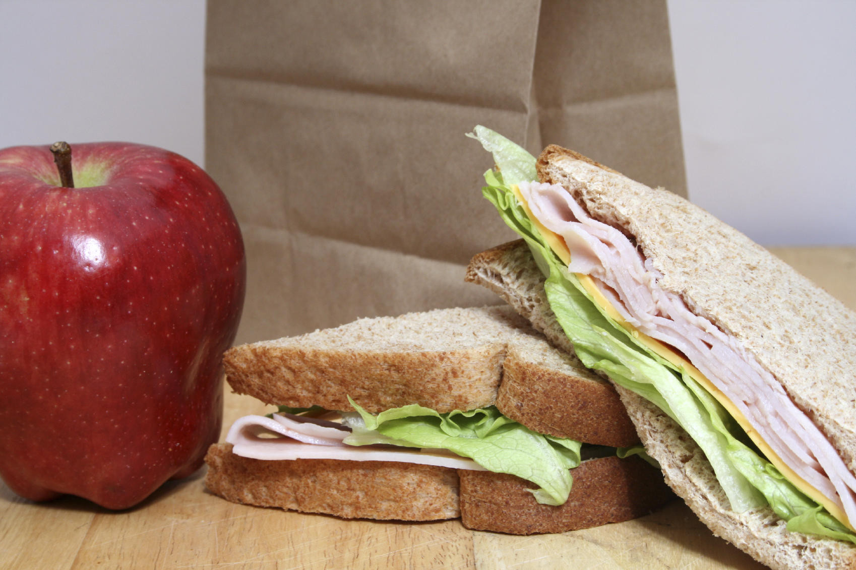 Healthy Sack Lunches  20 Fast and Healthy Brown Bag Lunches TLCme