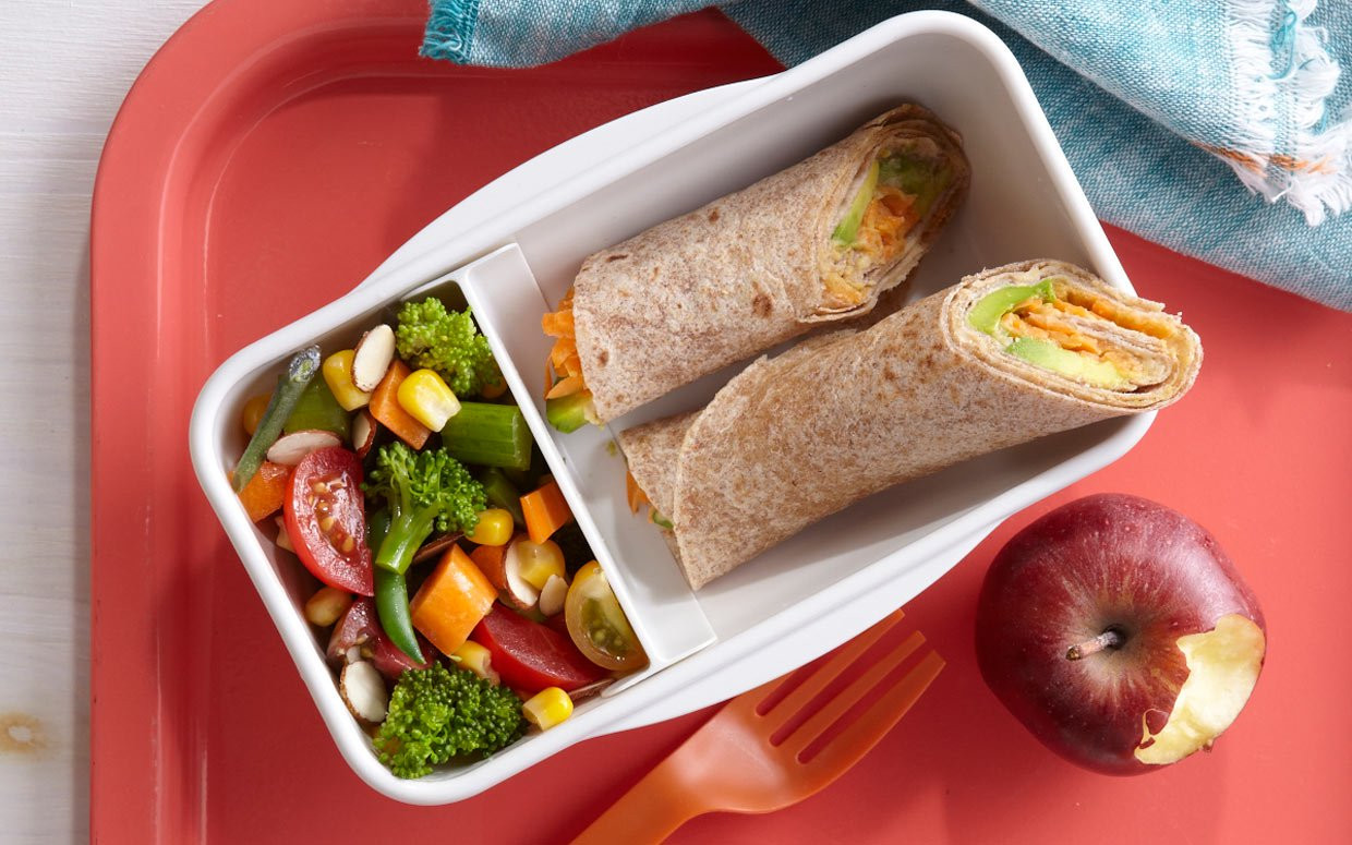 Healthy Sack Lunches  Easy Brown Bag Lunches for a Healthy New You