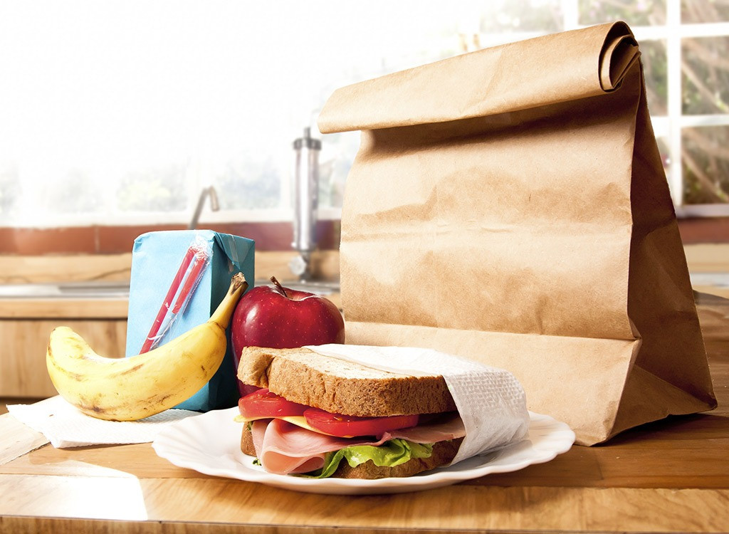 Healthy Sack Lunches  Healthy Foods That Are Perfect for School Lunch