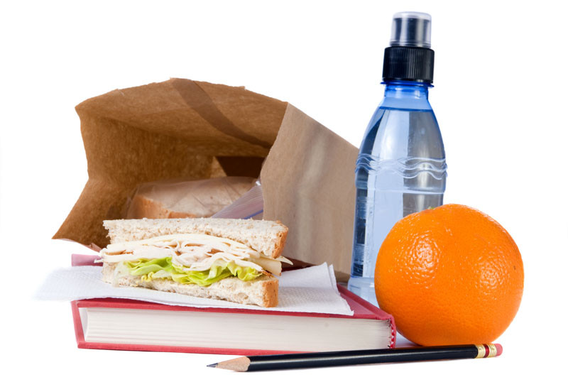 Healthy Sack Lunches  Mizzou Nutrition Mythbusters Myth Bagged lunches are boring