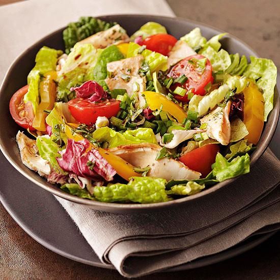 Healthy Salad Recipes For Dinner  Easy dinner recipes for t Food easy recipes