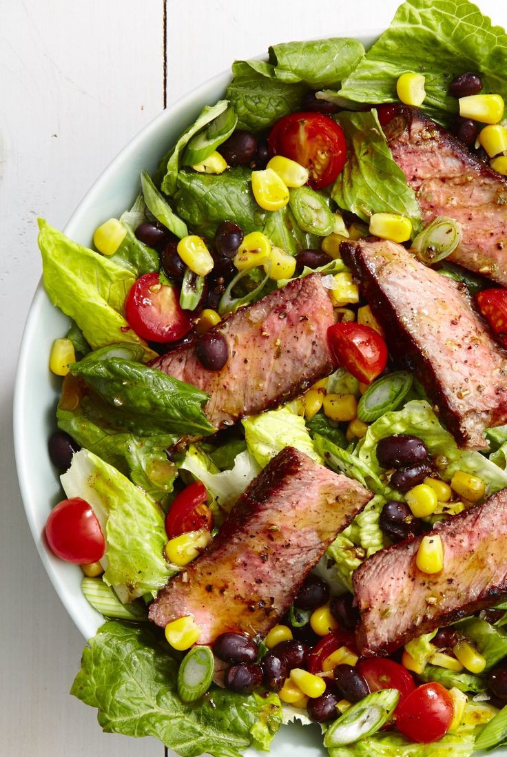 Healthy Salad Recipes For Dinner  Satisfying Salads for True Salad Haters