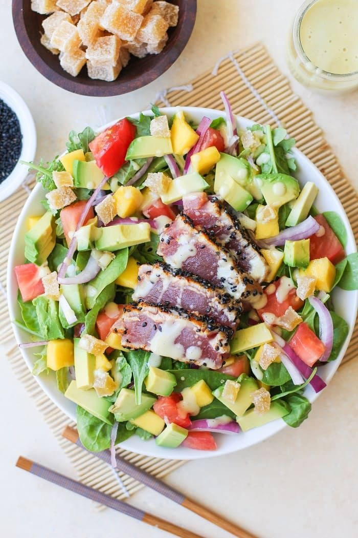 Healthy Salad Recipes For Dinner  3184 best Healthy Dinner Recipes images on Pinterest