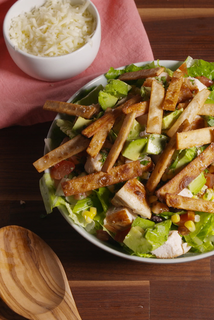 Healthy Salads For Dinner  30 Healthy Dinner Salad Recipes Best Ideas for Healthy