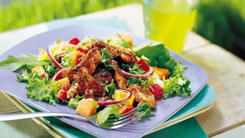Healthy Salads For Dinner  Healthy Salads for Dinner BettyCrocker