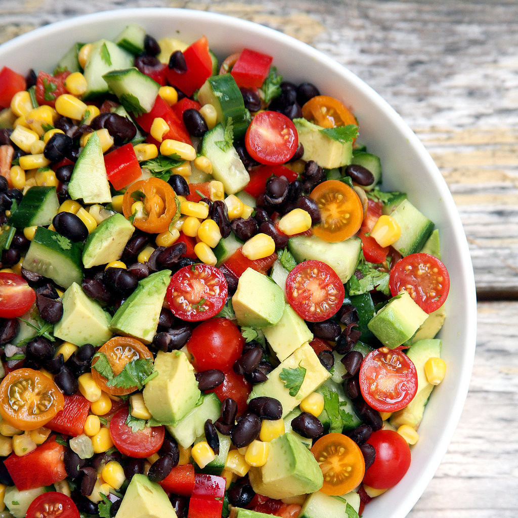 Healthy Salads For Lunch To Lose Weight  Best Healthy Breakfast Lunch and Dinner Recipes