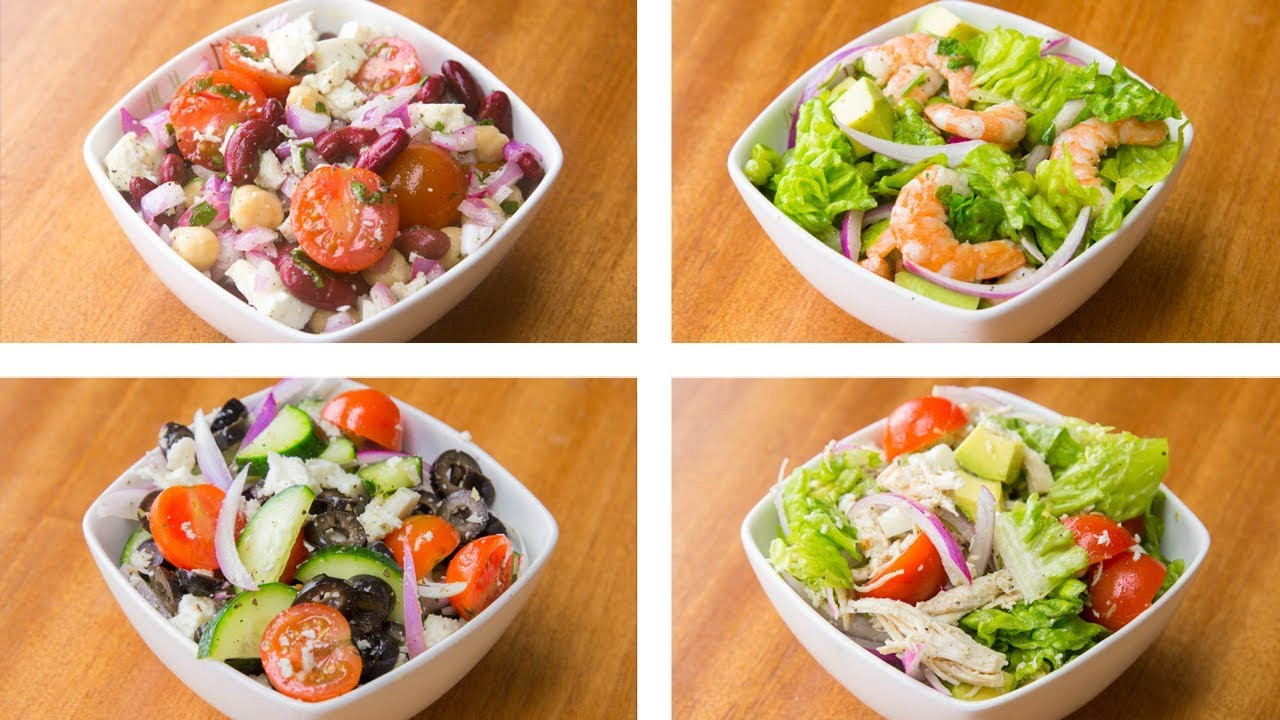 Healthy Salads For Lunch To Lose Weight  5 Healthy Salad Recipes For Weight Loss