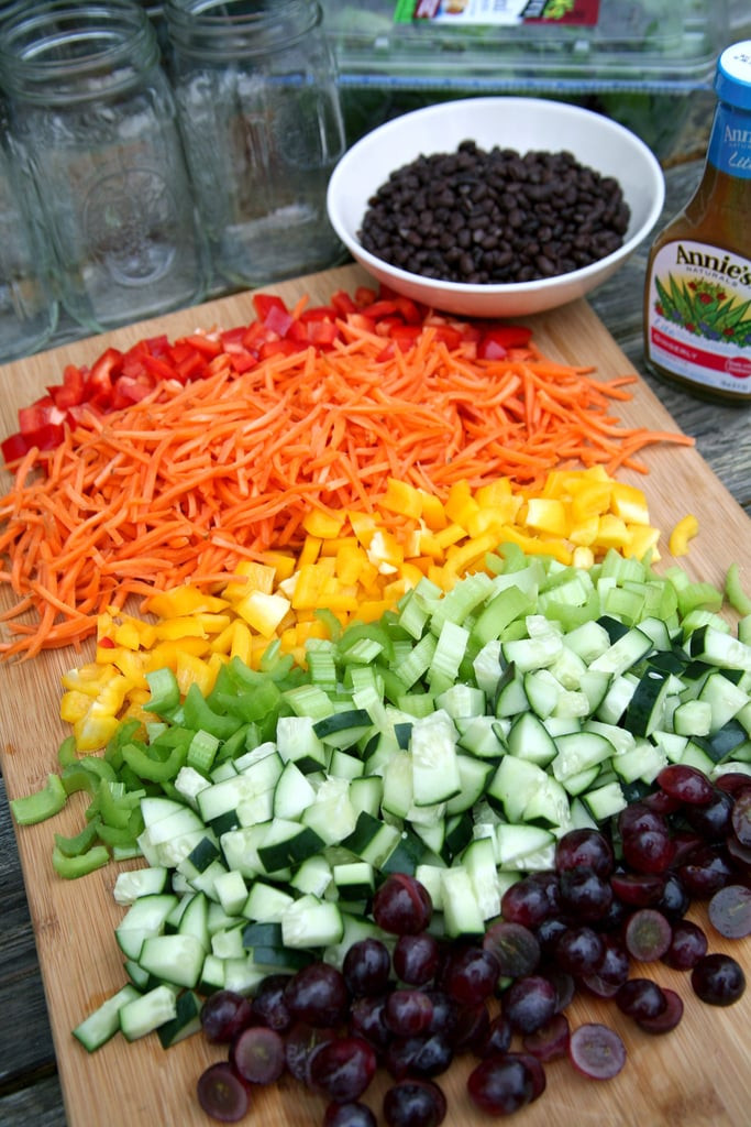 Healthy Salads For Lunch To Lose Weight  Meal Prep Recipes For Weight Loss