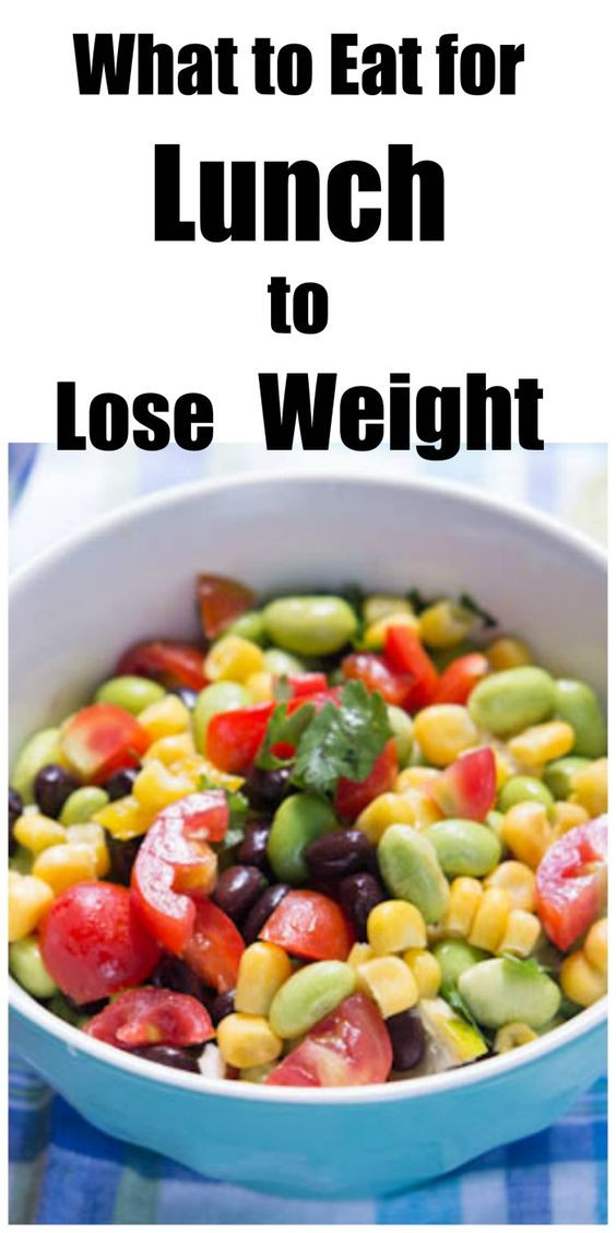 Healthy Salads For Lunch To Lose Weight  What to Eat for Lunch and Lose Weight weightlost