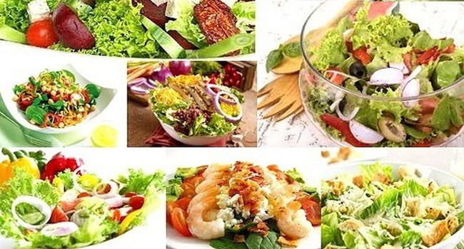 Healthy Salads For Lunch To Lose Weight  Best Salads to Lose Weight Fast