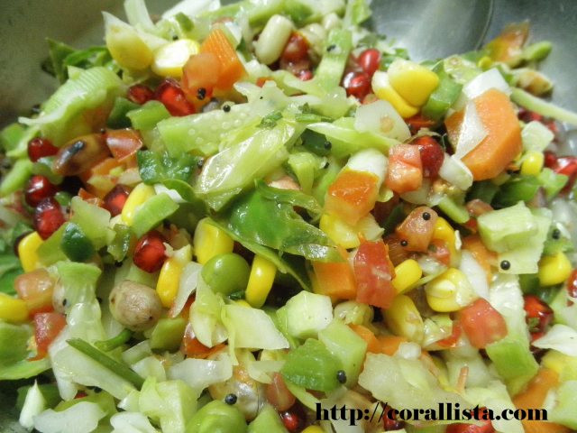Healthy Salads For Lunch To Lose Weight  Weight Loss Diaries Vol 4 How to control your eating