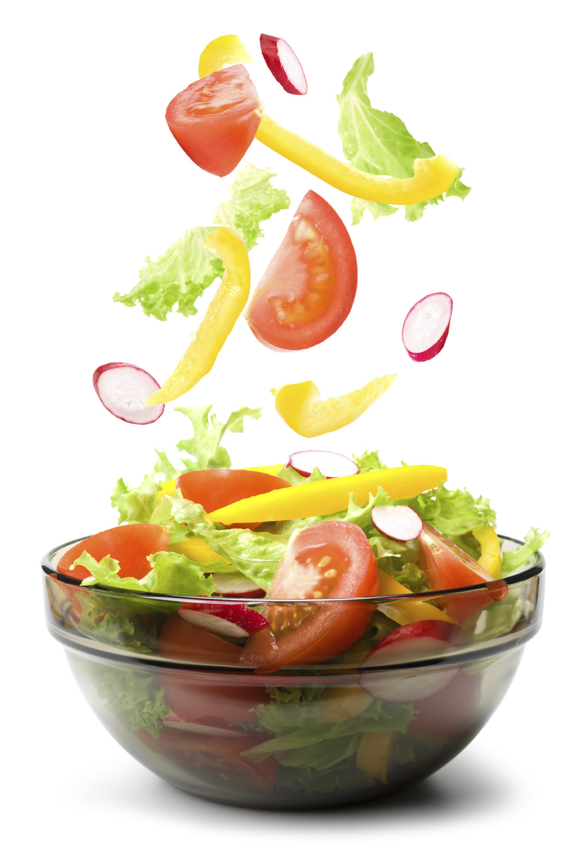 Healthy Salads To Eat  Field of Greens Mix it Up Learn to Build a Better Salad