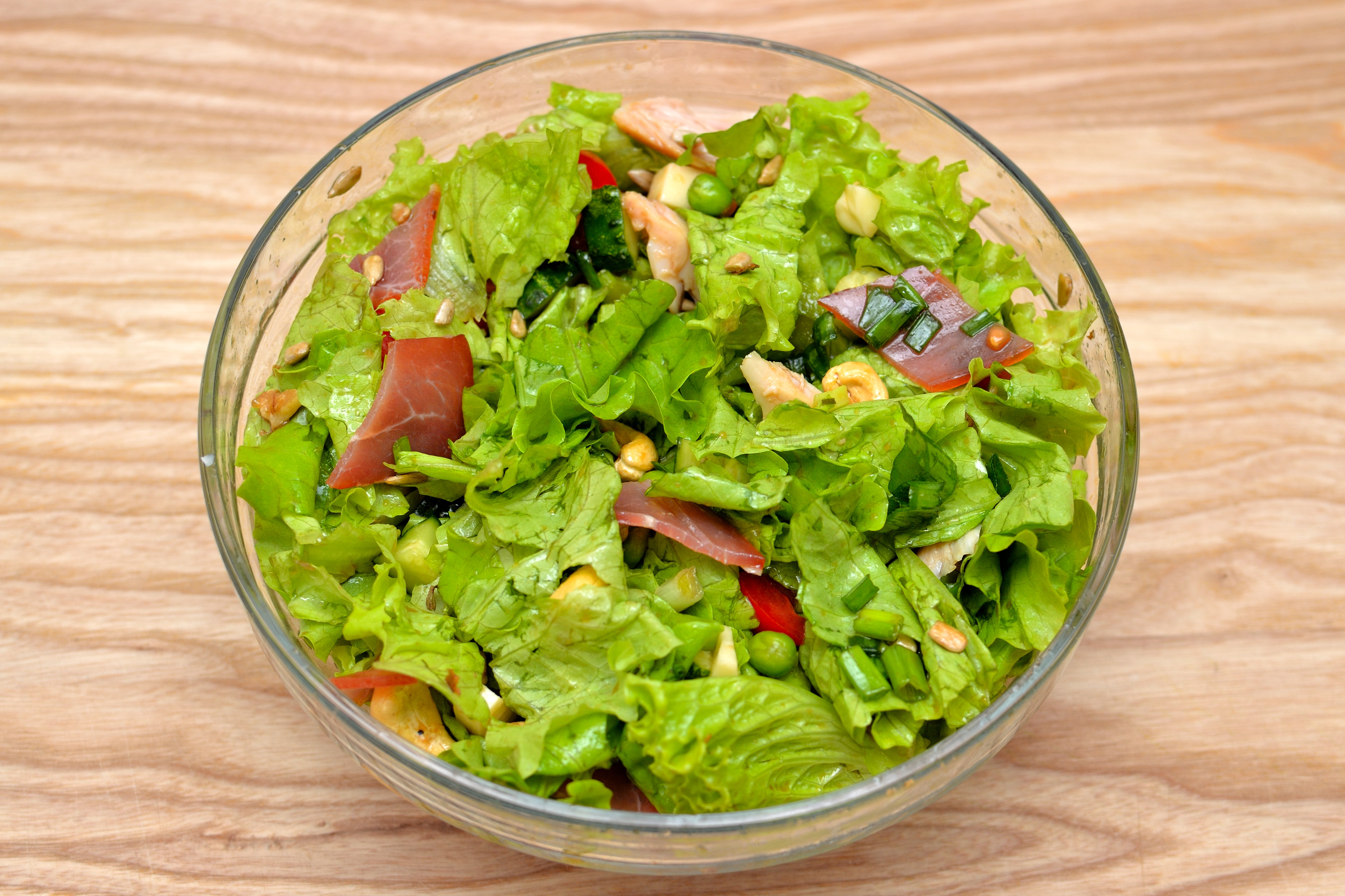 Healthy Salads To Eat  How to Make a Healthy Salad that Tastes Good 8 Steps