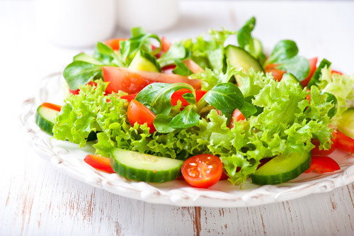 Healthy Salads To Eat  Metabolic Syndrome Diet Foods to Eat & Avoid