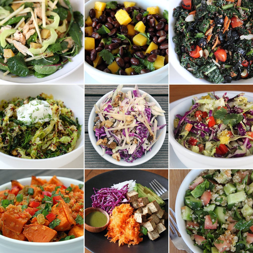 Healthy Salads To Eat  Weight Loss Salads