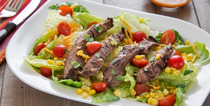 Healthy Salads To Eat  The Five Best Fast Food Salads Nutrition Healthy Eating