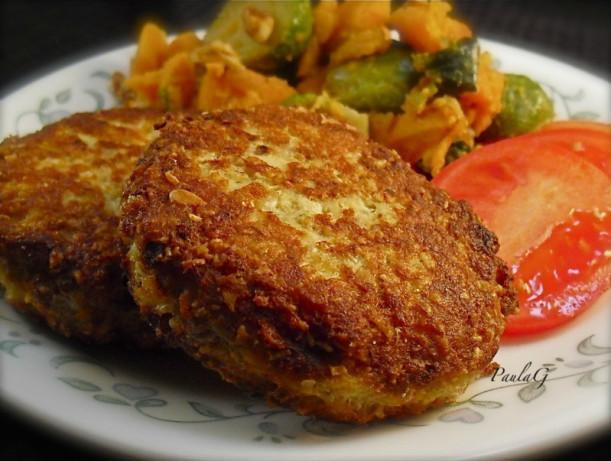 Healthy Salmon Cake Recipe  Oatmeal Salmon Patties Recipe Food