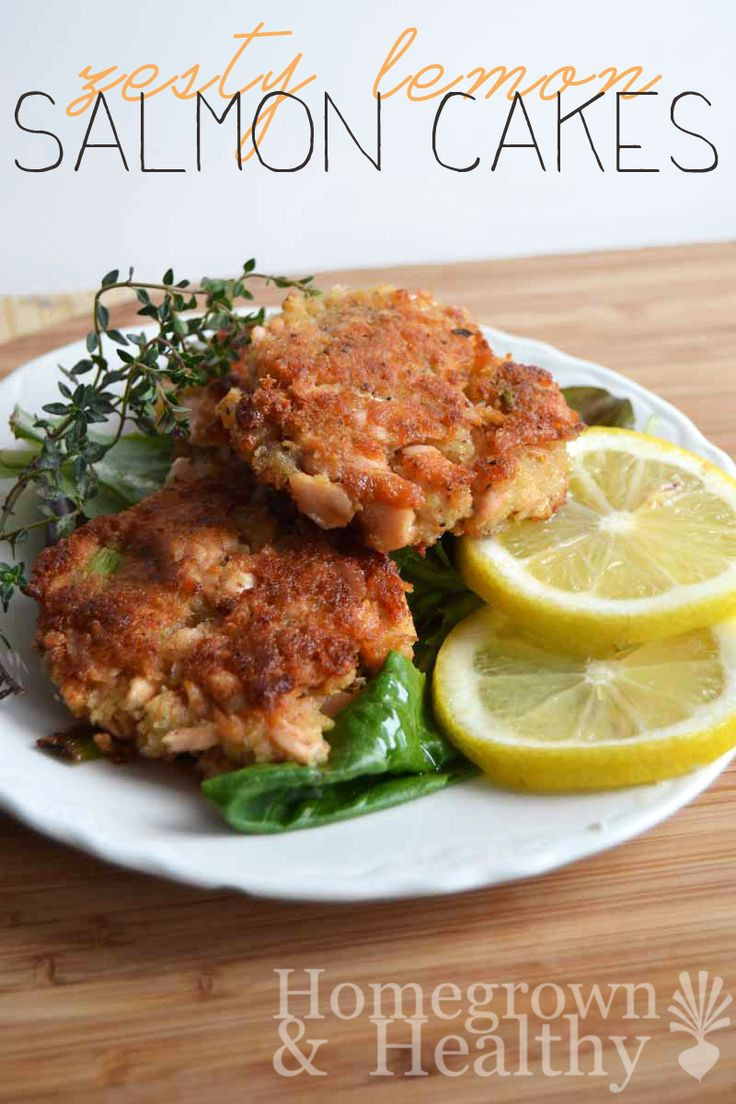 Healthy Salmon Cake Recipe  152 best Salmon Burgers and Sandwiches images on Pinterest