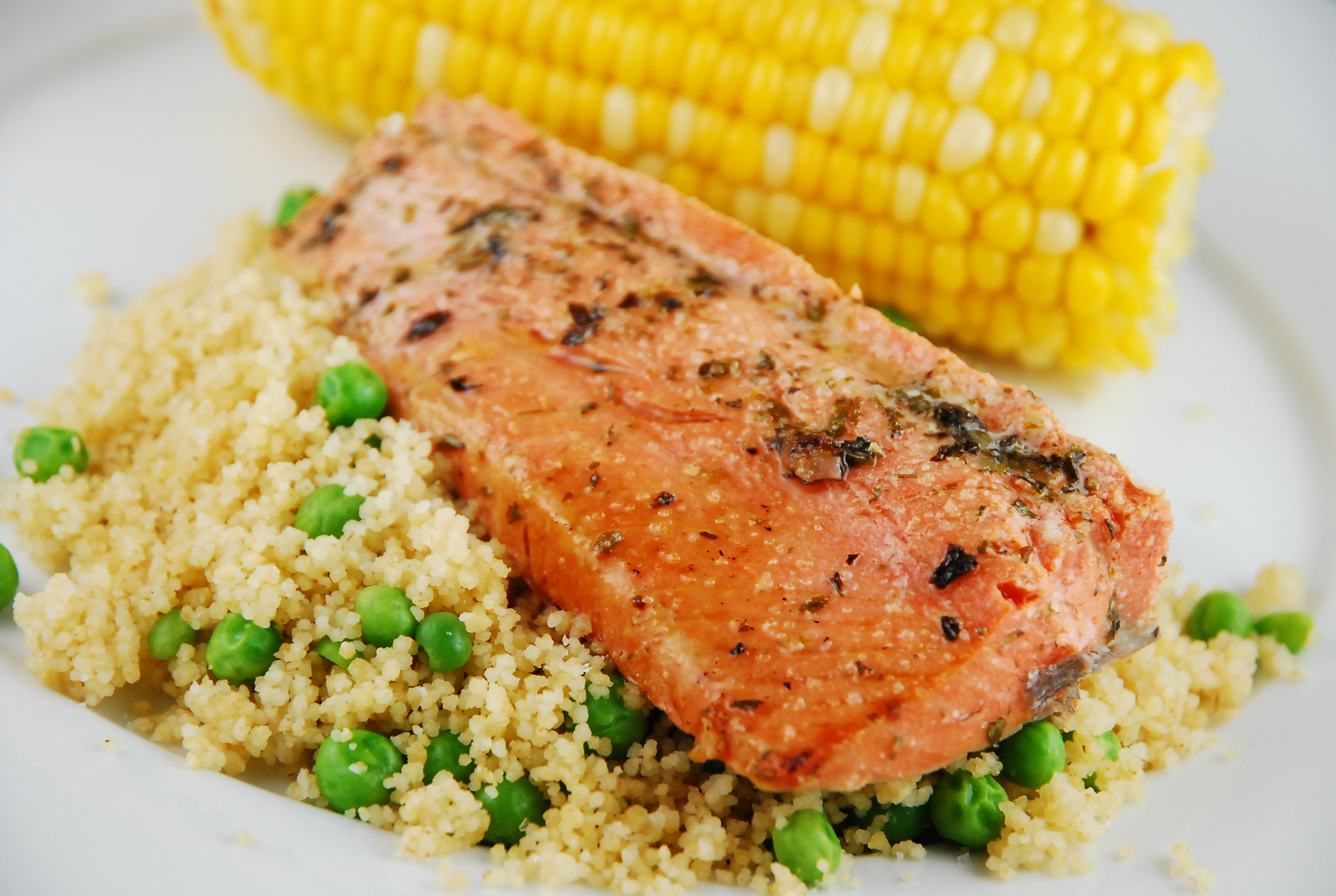 Healthy Salmon Dinner  Yummy and Healthy Dinner Recipes to Try in Your Kitchen